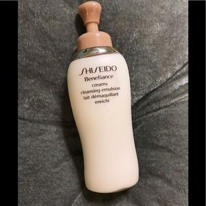 BN Shishedo Benefiance Creamy Cleansing Emulsion